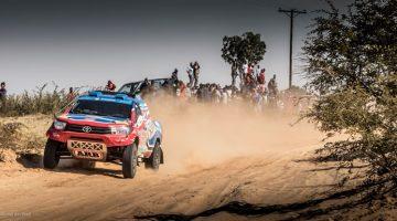 Toyota 1000km Desert Race 2018